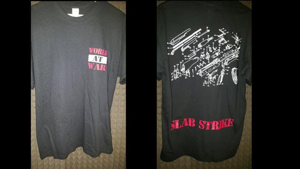 """Image of Shirt """"World at War"""""""