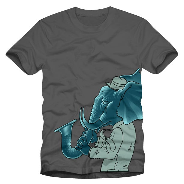 Image of Men's T-Shirt GRAY
