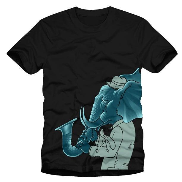 Image of Men's T-Shirt BLACK