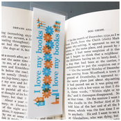Image of I Love My Books Bookmarks