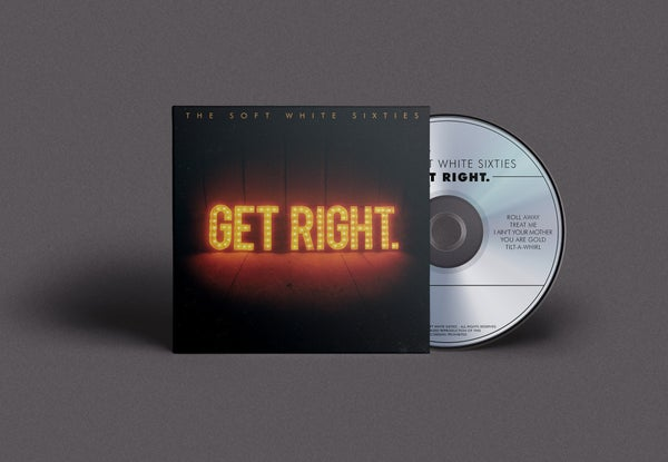 Image of 'Get Right.' - CD