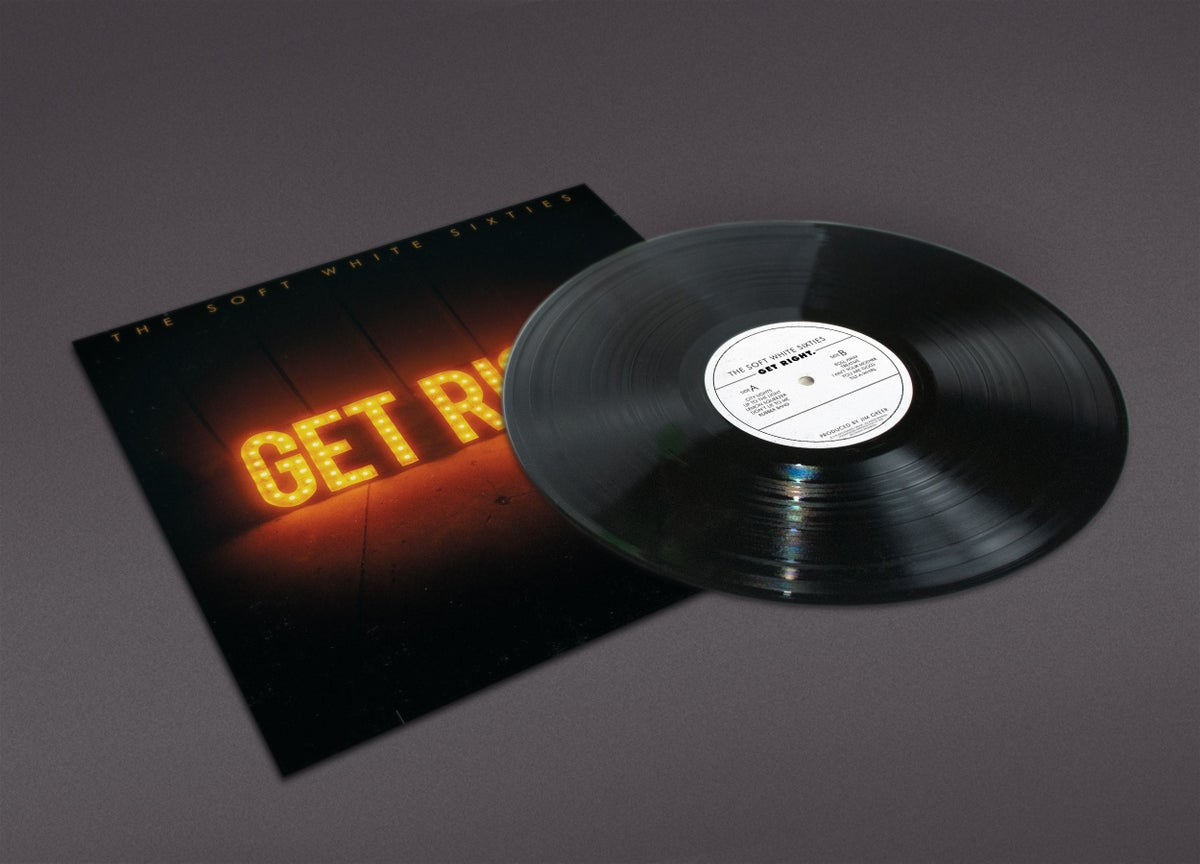 Image of 'Get Right.' - Vinyl
