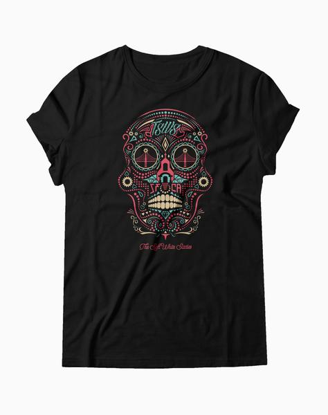Image of 'Mission Skull' T-Shirt
