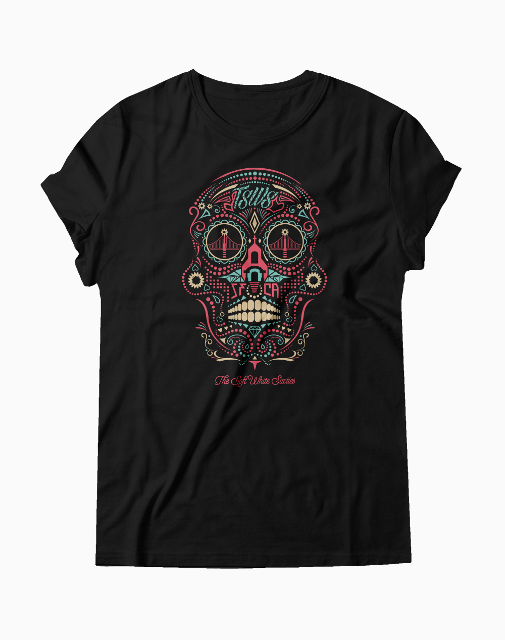Image of 'Mission Skull' T-Shirt