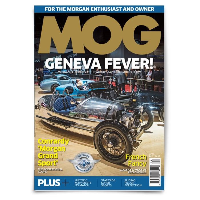 Image of MOG Magazine Latest Issue