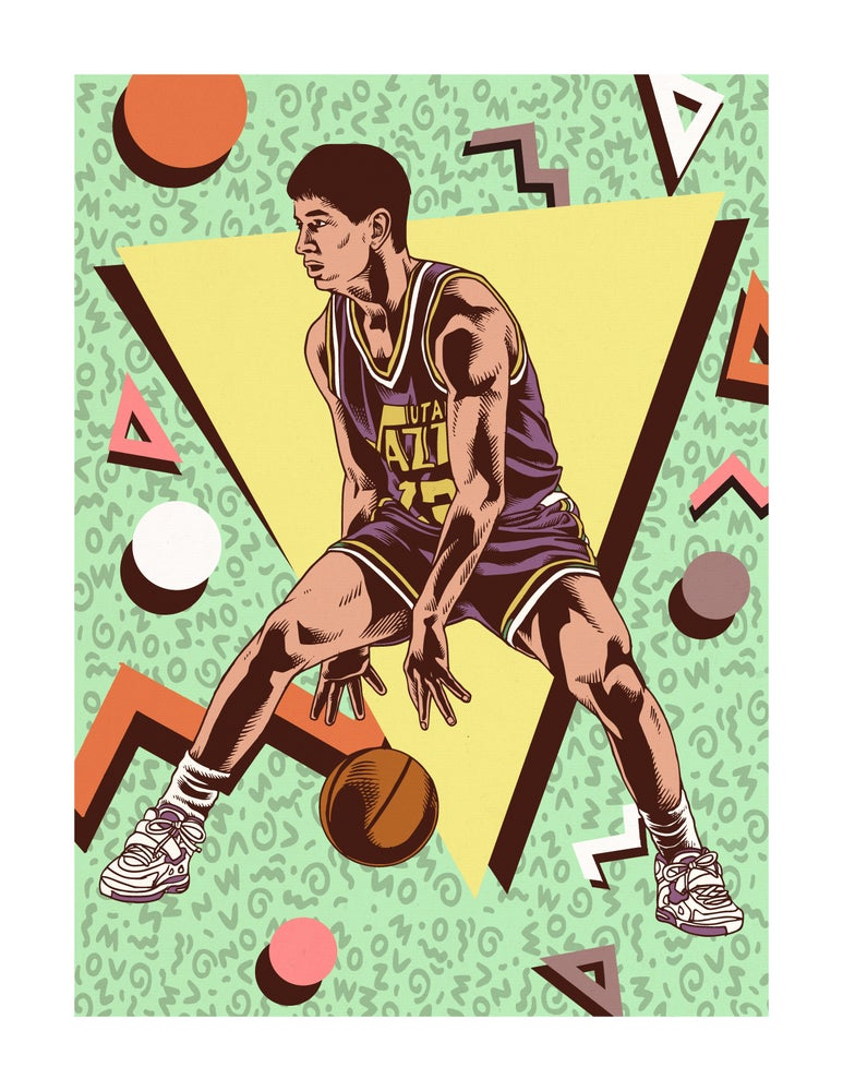 Image of John Stockton