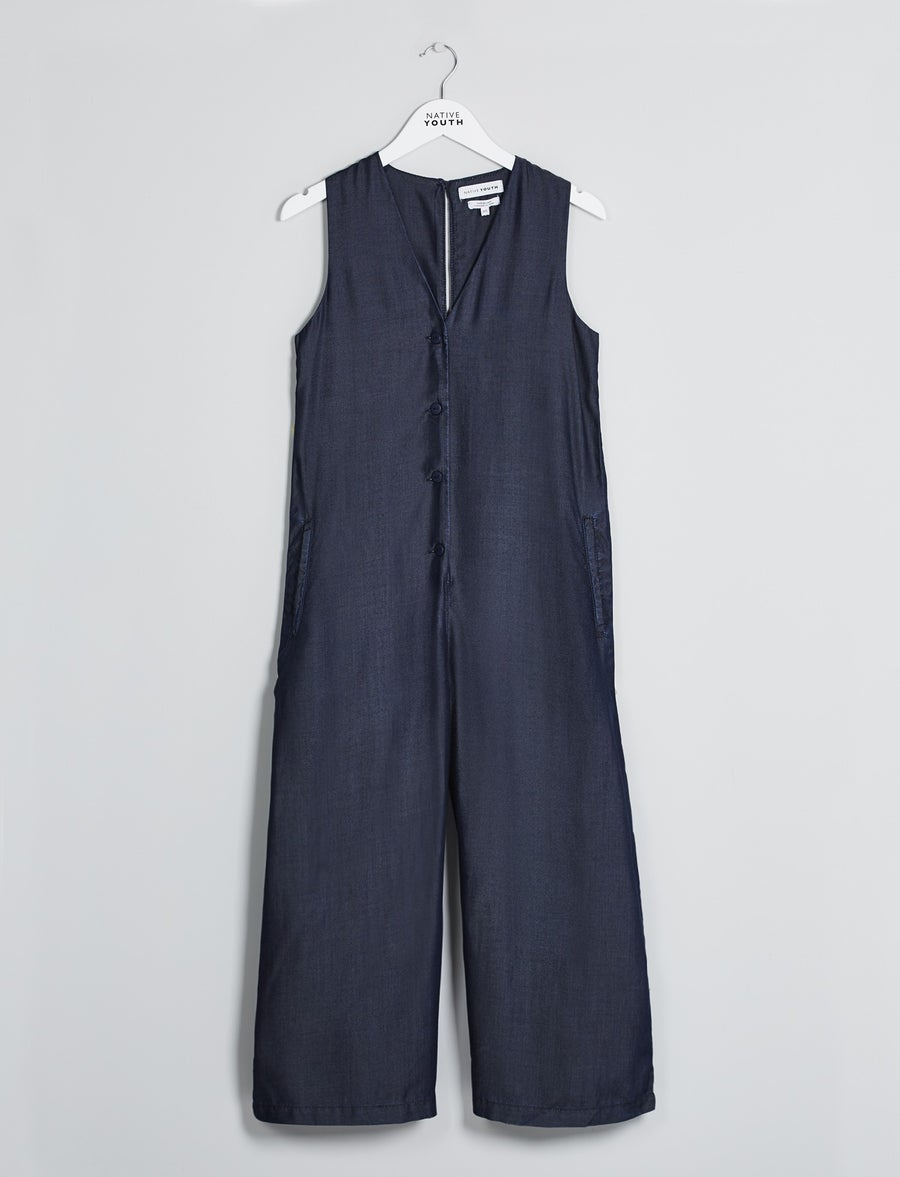Image of Native Youth - Convex Jumpsuit
