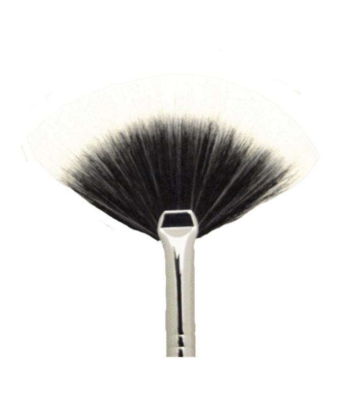 Image of Small duet Fan Brush