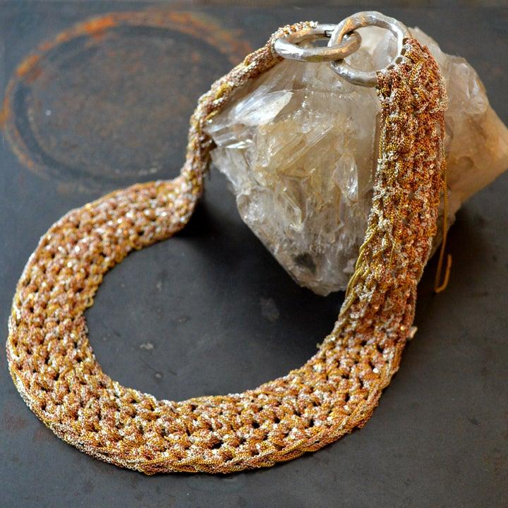 Image of Arielle de Pinto estate collar