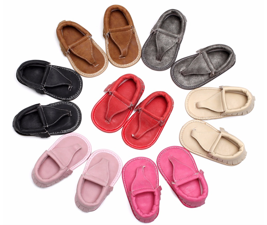 Image of Vegan Mocc Sandals