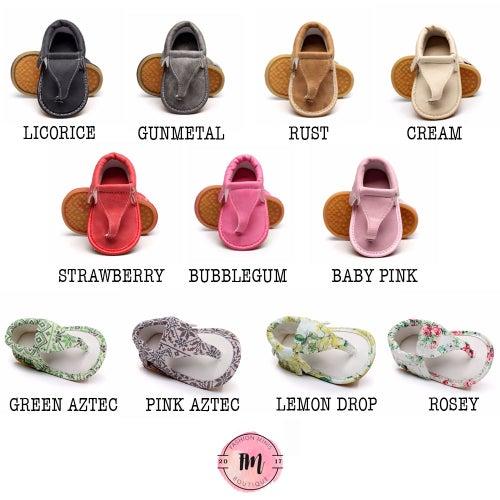Image of Vegan Mocc Sandals