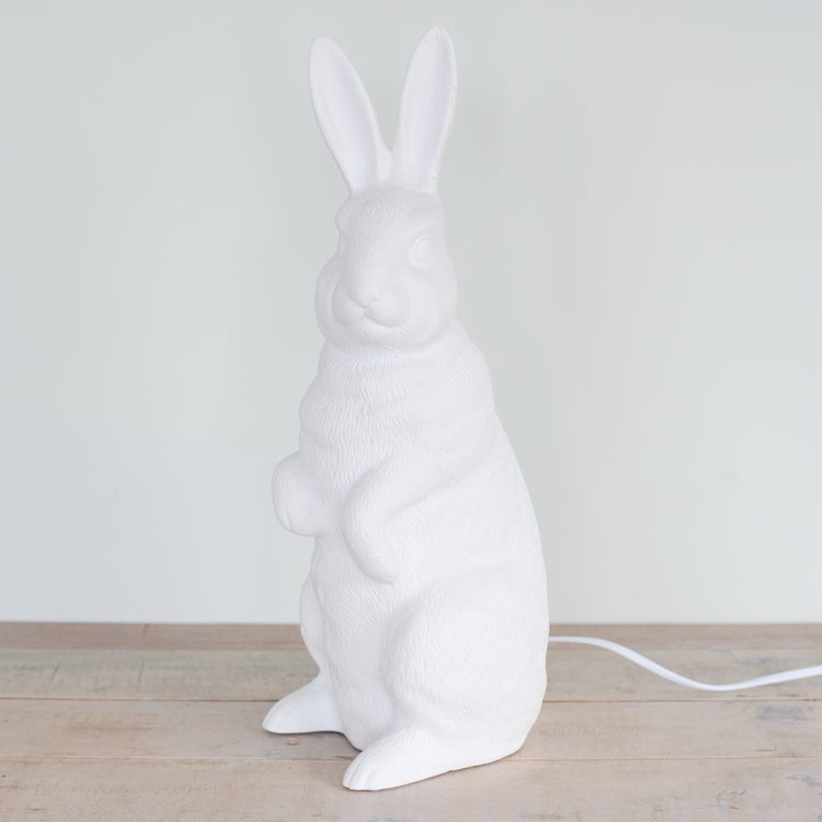 ... Image of Bunny Lamp by George & Co - Misery Guts — Bunny Lamp By George & Co