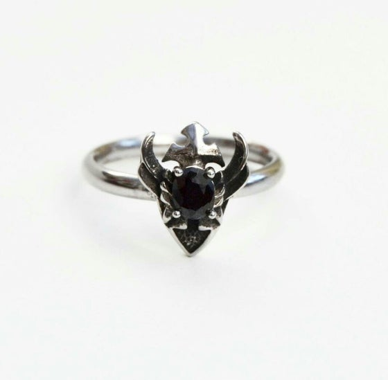 Image of Metal Betty - Joplin Ring