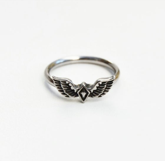 Image of Metal Betty - Stevie Ring