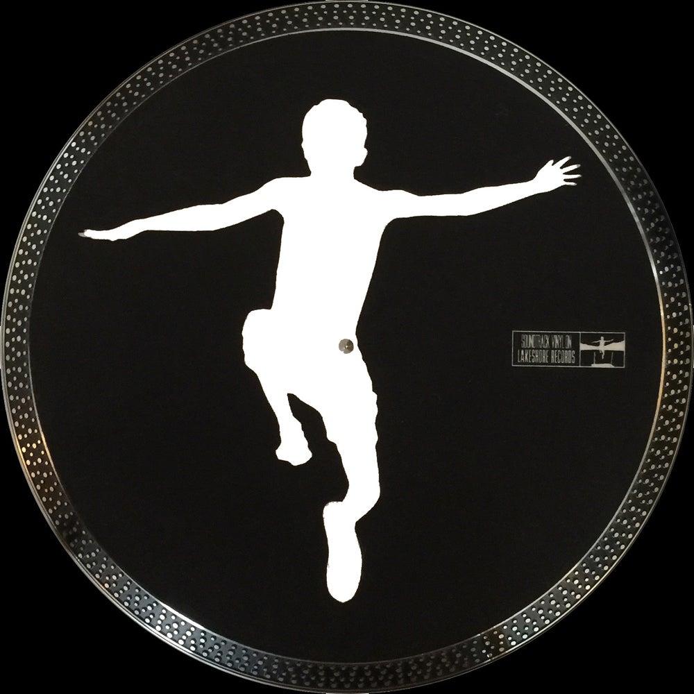 Image of Lakeshore Records 'Jumping Boy' Logo Slipmat