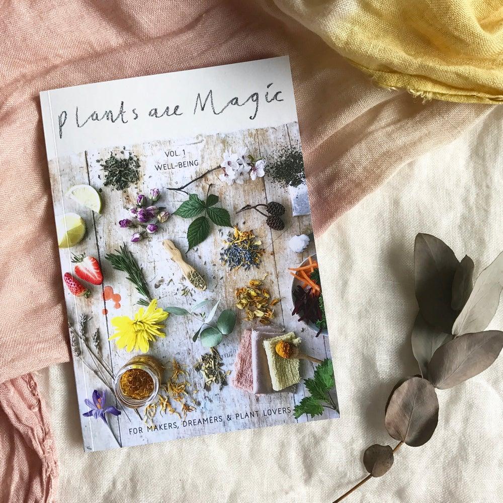 Image of Vol 1. Plants Are Magic Magazine