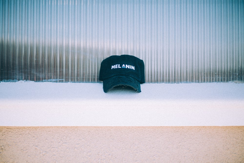 "Image of ""Martin"" Midnight Melanin Hat"