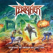 Image of TERRIFIER - WEAPONS OF THRASH DESTRUCTION (Available Now)