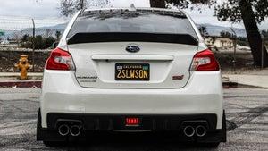 Image of Subaru WRX/STI D1 Ducktail Spoiler