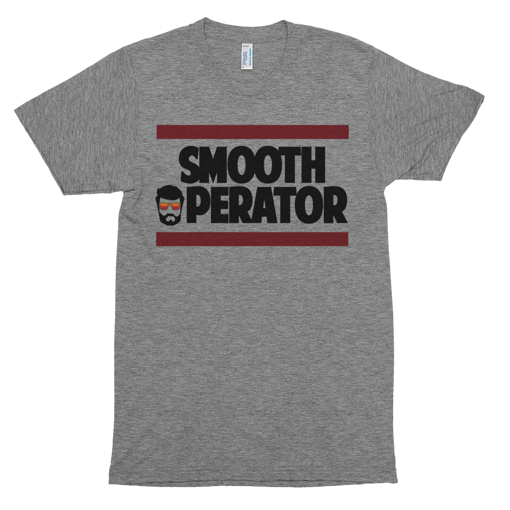Image of Smooth Operator- Gray