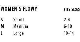 Image of It Is What It Is - Flowy crop tank