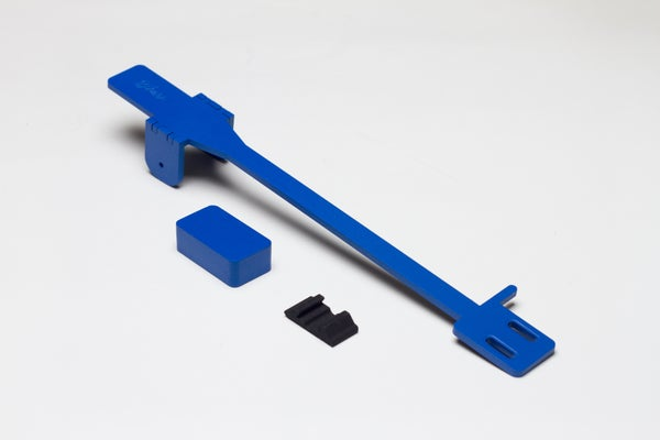 Image of Dark Blue - Bihari Tonearm for PT01 Scratch