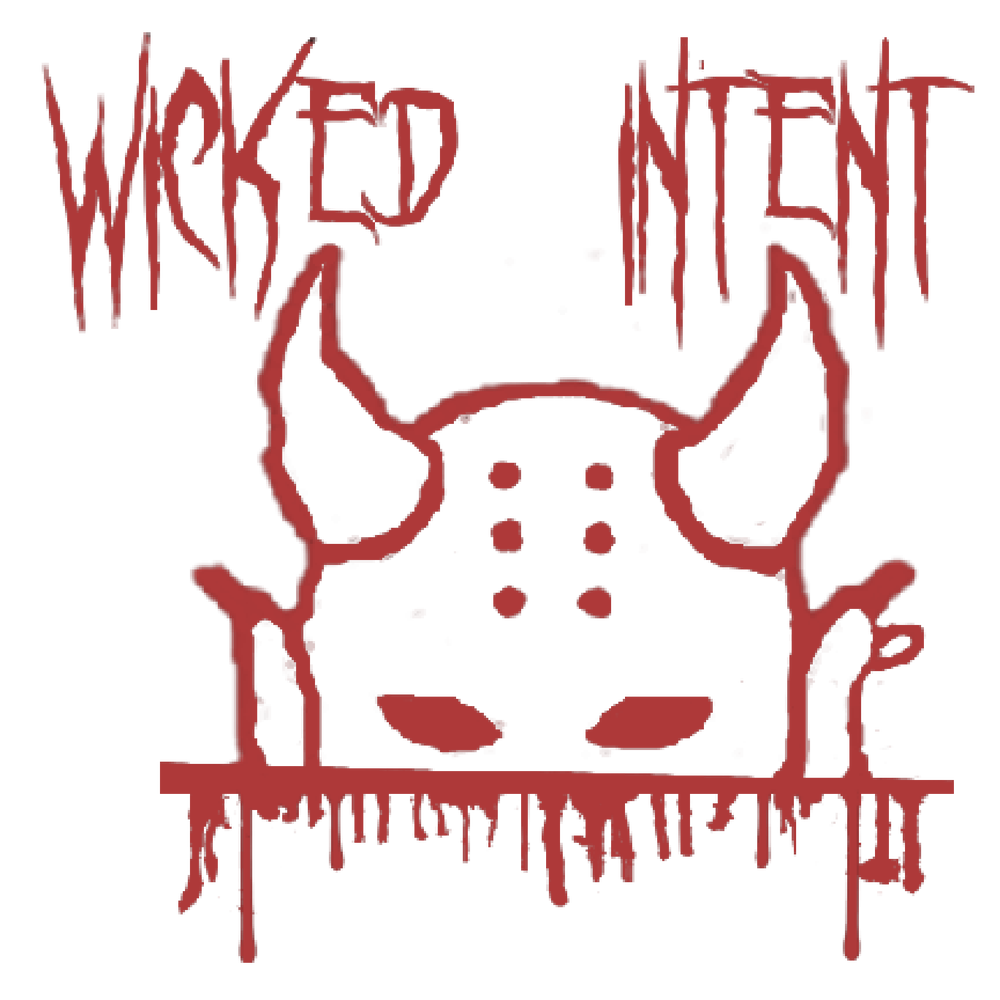"Image of Wicked Intent Records- ""Randy"" Decal Stickers"