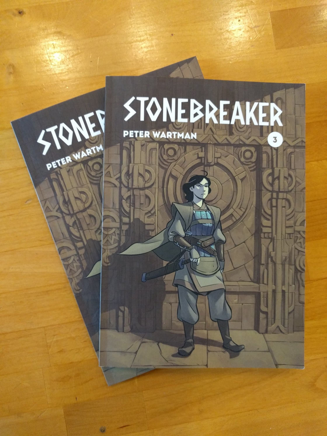 Image of Stonebreaker Part Three