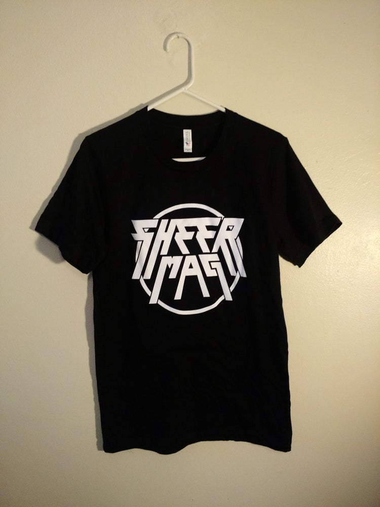 Image of SHEER MAG - LOGO SHIRT