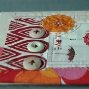 Image of Hand Embroidered photo albums
