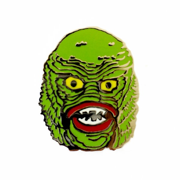 Image of The creature from black lagoon