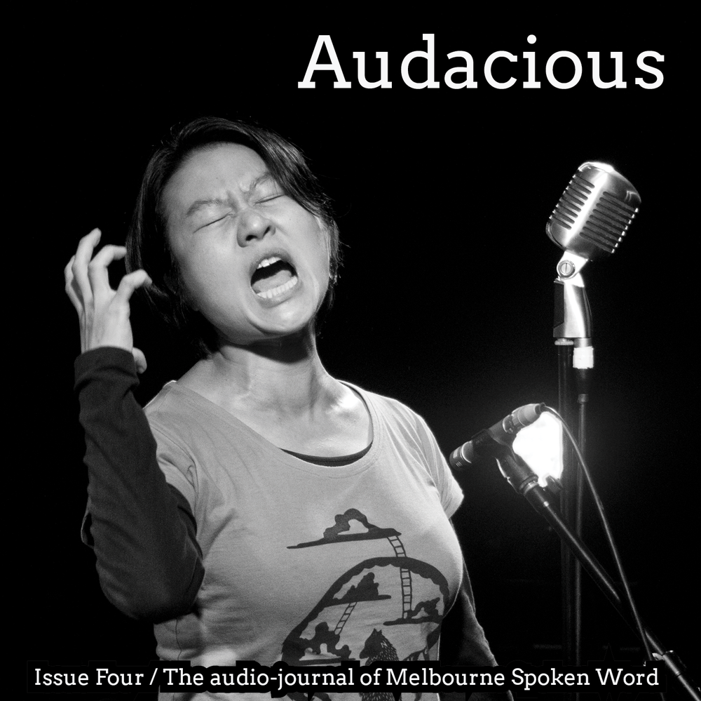 Image of Audacious / Issue Four (CD)