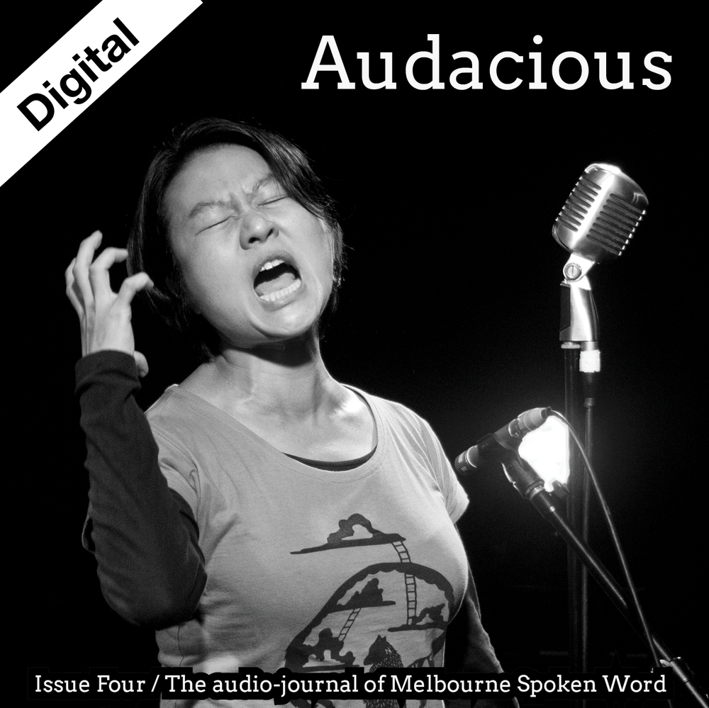 Image of Audacious / Issue Four (Digital)