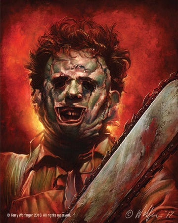 Image of Leatherface