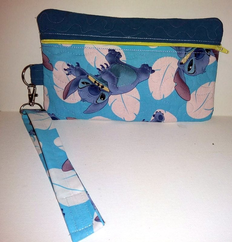 Image of Stitch Wristlet