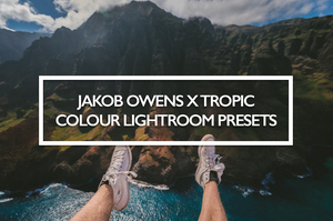 Image of Jakob Owens x Tropic Colour Lightroom Presets