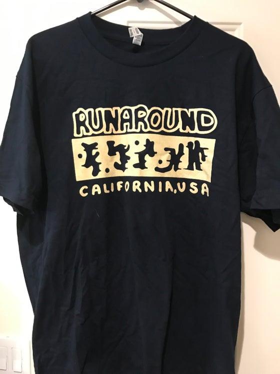 Image of Special Logo Shirt (Dark Blue)