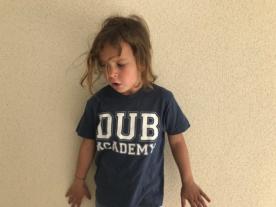 Image of Dub Academy T-Shirt (denim blue)