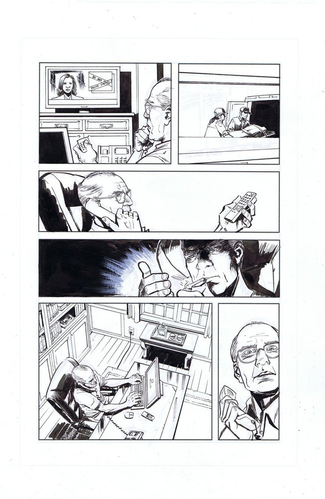 Image of Savage Things #1 Pg.10
