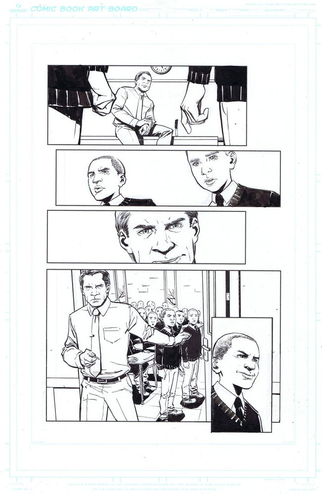 Image of Savage Things #1 Pg.15