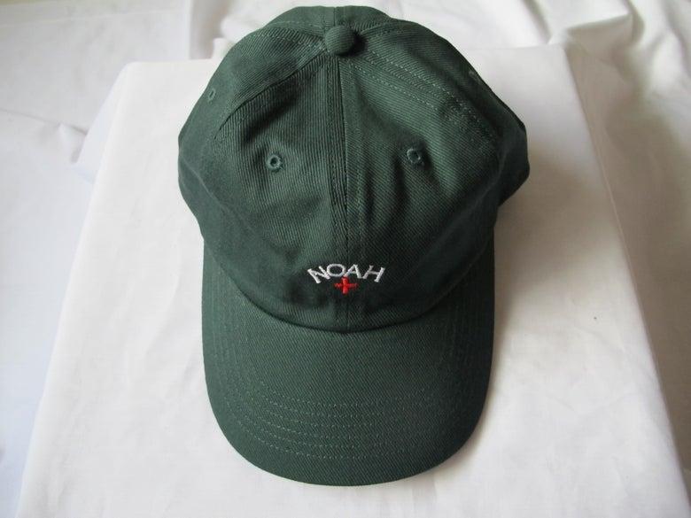 Image of NOAH - Core Logo Dad Hat (Hunter)