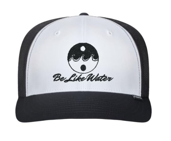Image of Be Like Water Flexfit Trucker Cap