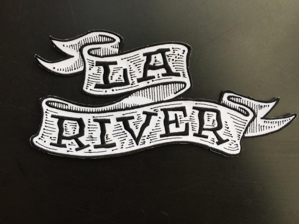 Image of LA River Script Patch