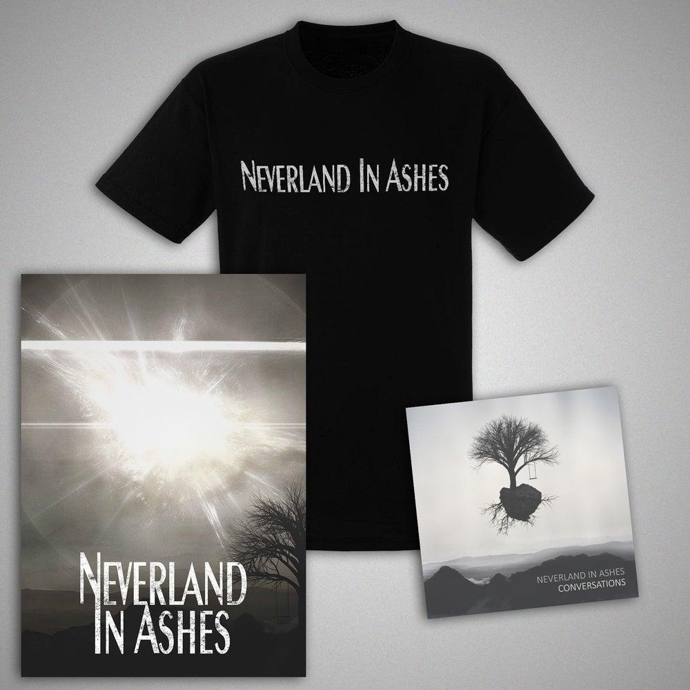 Image of CONVERSATIONS CD Bundle + Shirt