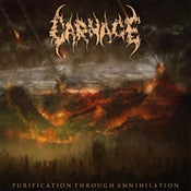 Image of CARNAGE Purification Through Annihilation CD NEW !!!