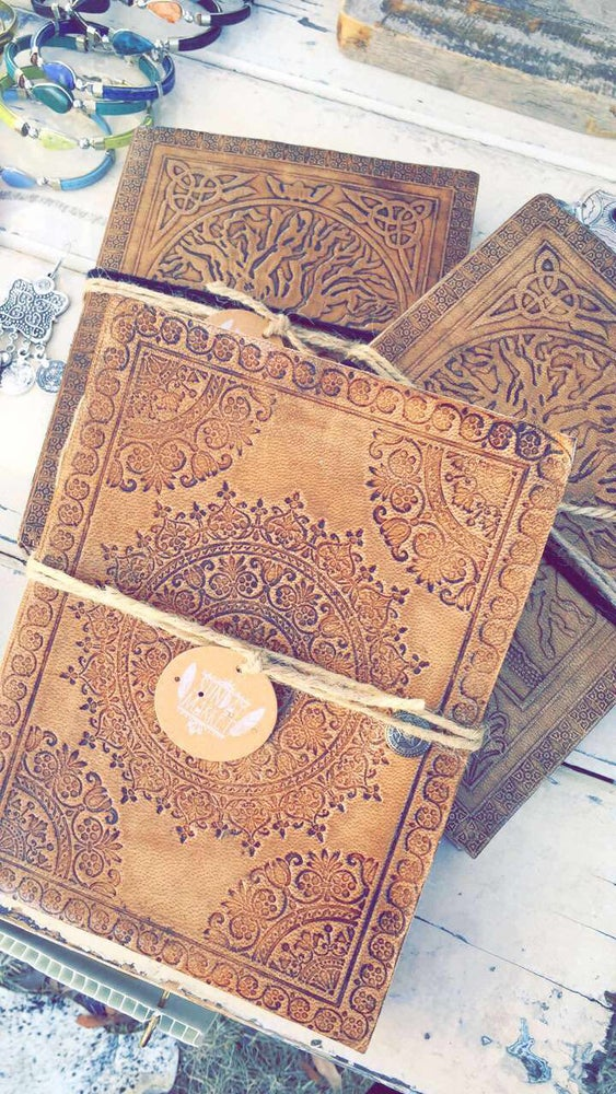 Image of Well travelled journals (Vegan)