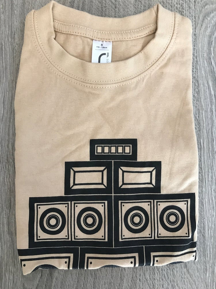 Image of Sound System Addict T-Shirt Kids