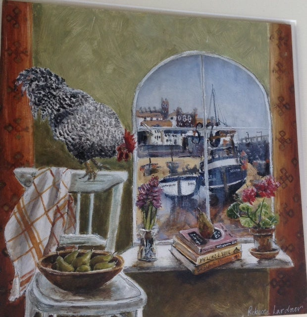 Image of Rooster's Perch Original