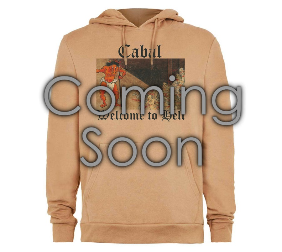 Image of Welcome to Hell Hoodie (Limited Release)