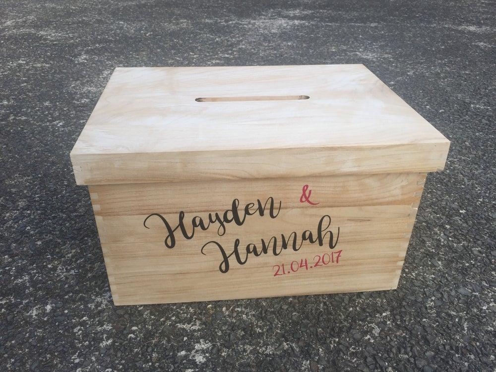 Image of Keepsake Boxes